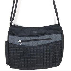 Lug Crossbody Organizer Purse Travel Bag